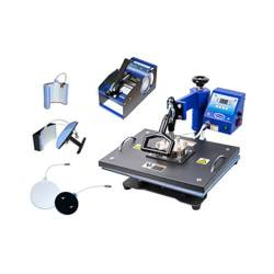 COMBO heat press 6-in-1 Thermal Transfer Sublimation