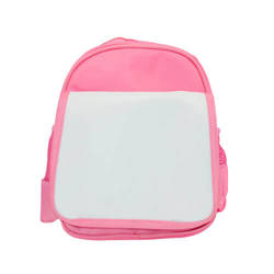 Children's backpack pink Sublimation Thermal Transfer