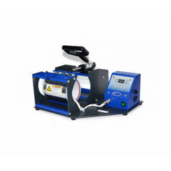 Horizontal mug heat press - model SB03 Sublimation Thermal Transfer