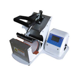 Horizontal mug heat press - model SB08 SideLong Sublimation Thermal Transfer