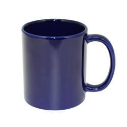 Mug Full Color - navy blue, shiny Sublimation Thermal Transfer
