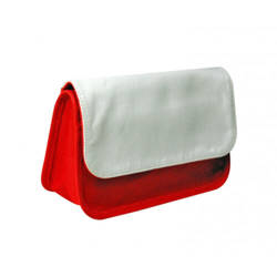 Red Pencil Case Sublimation Thermal Transfer