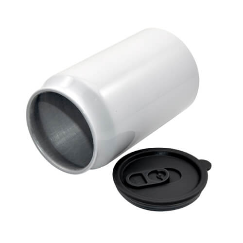 tourist water bottle tin can shaped 500 ml sublimation thermal