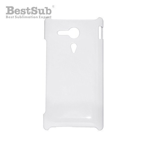 Sony Xperia SP M35h 3D case white glossy Sublimation Thermal Transfer