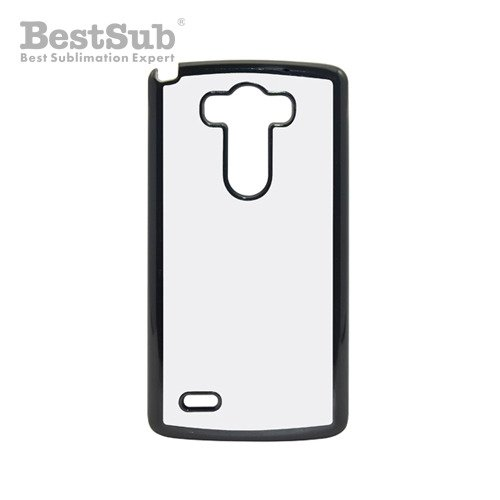LG G3 case plastic black Sublimation Thermal Transfer
