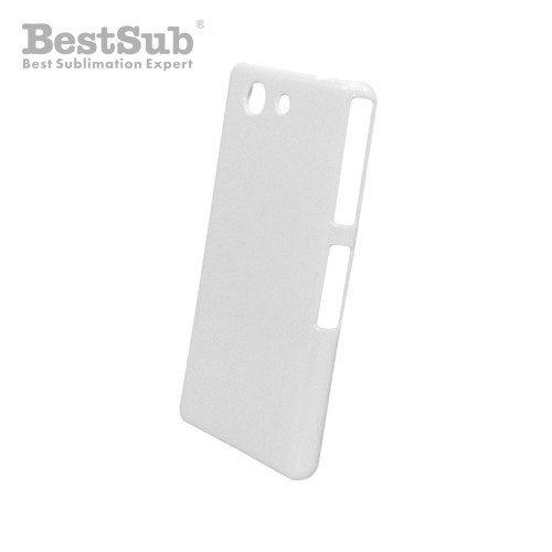 Sony Xperia Z4 Mini 3D case white glossy Sublimation Thermal Transfer