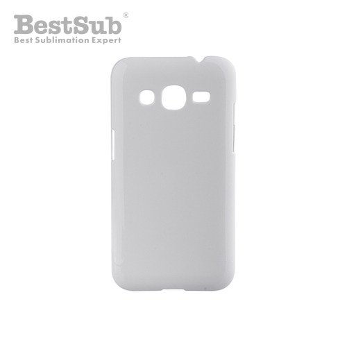 Samsung Galaxy Grand Prime G3608 3D case white glossy Sublimation Thermal Transfer