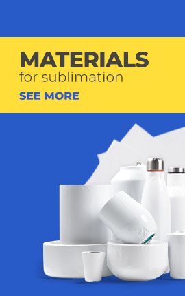 MATERIALS FOR SUBLIMATION