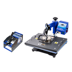 COMBO heat press 2-in-1 Thermal Transfer Sublimation