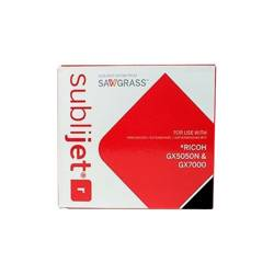 Gel ink Sawgrass BLACK SubliJet-R 68 ml for Ricoh GX7000 / GX5050