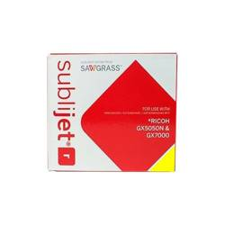 Gel ink Sawgrass YELLOW SubliJet-R 60 ml for Ricoh GX7000 / GX5050