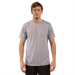 Basic Short Sleeve - Ash Heather