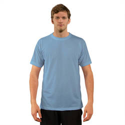 Basic Short Sleeve - Blizzard Blue