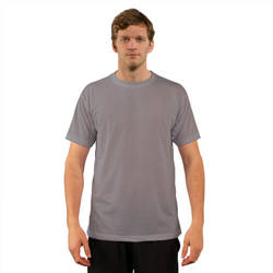 Basic Short Sleeve - Steel