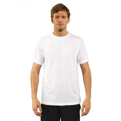 Basic Short Sleeve - White