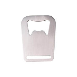 Bottle opener 4,5 x 6 cm Sublimation Transfer