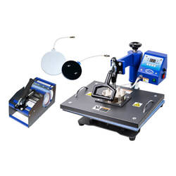 COMBO heat press 4-in-1 Thermal Transfer Sublimation