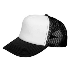 Cap for sublimation - black