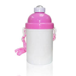 Children water bottle pink Sublimation Thermal Transfer