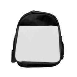 Children's backpack black Sublimation Thermal Transfer