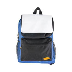 Children's backpack for sublimation printing - blue