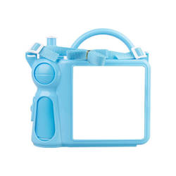 Children's lunch box for sublimation - blue
