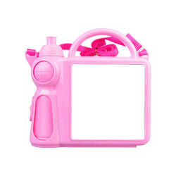 Children's lunch box for sublimation - pink