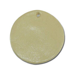 Circle tile 6,5 cm Sublimation Thermal Transfer