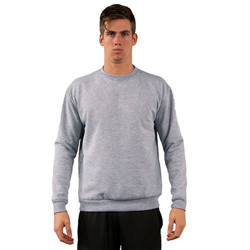 Crew Sweatshirt - Ash Heather