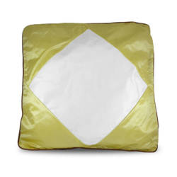 ECO pillowcase 40 x 40 cm cream Sublimation Thermal Transfer
