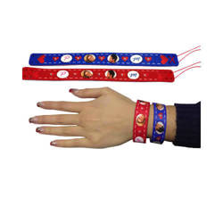 Felt bracelet for sublimation printing