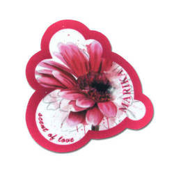 Felt cloud shape decoration Sublimation Thermal Transfer