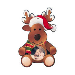 Felt reindeer shape decoration Sublimation Thermal Transfer
