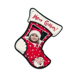 Felt sock shape decoration Sublimation Thermal Transfer