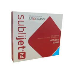 Gel ink CYAN Sawgrass SubliJet­-HD for Virtuoso SG800 68 ml