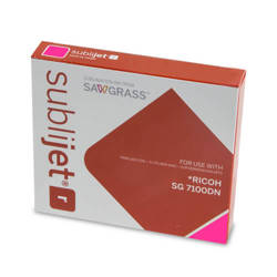Gel ink Sawgrass MAGENTA SubliJet­-R 68 ml for Ricoh SG7100DN