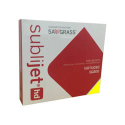 Gel ink YELLOW Sawgrass SubliJet­-HD for Virtuoso SG800 68 ml