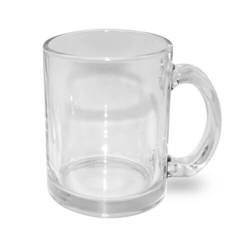 Glass mug 330 ml Sublimation Thermal Transfer