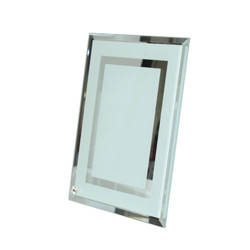 Glass photo frame 18 x 23 cm Sublimation Thermal Transfer