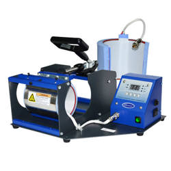 Horizontal mug  heat press - model JTSB04 Sublimation Thermal Transfer