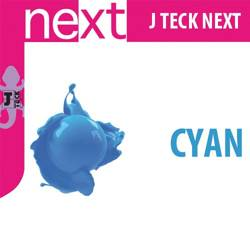 J-Teck J-Next sublimation ink CYAN 1000 ml Sublimation Thermal Transfer