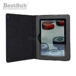 "Kindle Fire HD 7"" black leather case Sublimation Thermal Transfer"