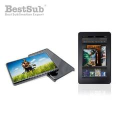 Kindle Fire case plastic black Sublimation Thermal Transfer