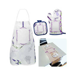 Kitchen set for sublimation printing - Lavender