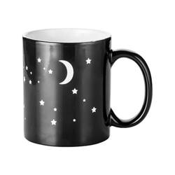 Magic cup with STAR engraver
