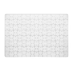 Magnetic jingsaw Puzzle 30 x 20 cm 126 Elements Sublimation Thermal Transfer