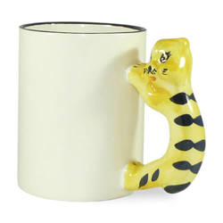 Mug 330 ml cat Sublimation Thermal Transfer