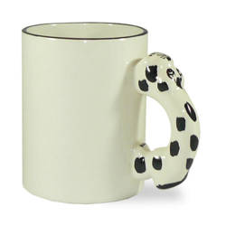 Mug 330 ml dog Sublimation Thermal Transfer