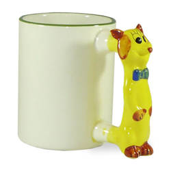 Mug 330 ml fox Sublimation Thermal Transfer