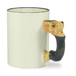 Mug 330 ml mouse  Sublimation Thermal Transfer
